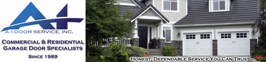 a 1 garage doorsA1 Garage Door Service of Port Orchard and Gig Harbor